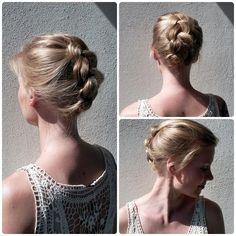 Helppo lettikampaus hiukan paremmalle päivälle - I'd rather hair you now | Lily.fi