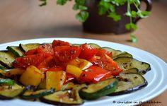 Christee In The Kitchen: Ratatouille - moje zimní francouzské slunce