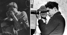 The Woman Who Invented Robert Capa