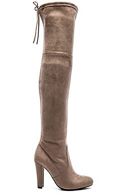 Shop for Steve Madden Gorgeous Boot in Taupe at REVOLVE. Free 2-3 day shipping and returns, 30 day price match guarantee.