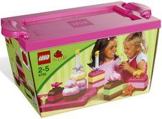 LEGO Duplo 6785 Creative Cakes NEW Factory Sealed $65.79