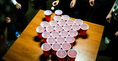 Take your party to the next level and put all your party guests on their a**es with these drinking games.