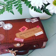Mini maleta felicitaciòn para el dìa del padre