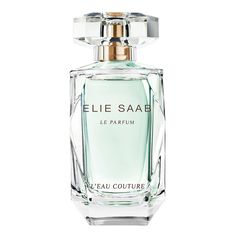 Elie Saab Le Parfum L'Eau Couture - https://www.transfashions.com/en/beauty-health/women-perfumes/more-perfumes/elie-saab.html Elie Saab Le #Perfume L'Eau Couture eau de toilette spray is a fresh, delicious and addictive #fragrance. L'Eau Couture, a unique contrast between the elegance of couture and spring freshness of a...