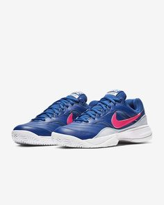 newest d4267 95558 Nike Women s Hard Court Tennis Shoe NikeCourt Lite