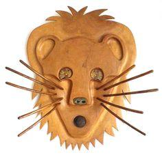 Sculpture animalière // Lion par Philippe Richez