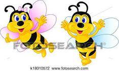 Bee Template, Cute Bee, Tweety, Minions, Pikachu, Disney Characters, Fictional Characters, Romantic, Cartoon