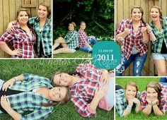 Hope Barker Photography - Senior Twins