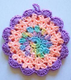 Crochet Hot Mat