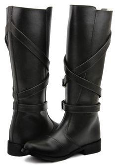 FAMMZ-Mens-Man-GARDENA-Stylish-Fashion-Motorcycle-Riding-Tall-Knee-Heigh-Boots