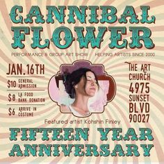 We shared a table with accessories brand Necrosarium at the Cannibal Flower art show event.