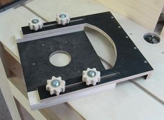Milling aid Building instructions for building yourself
