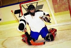 Your goalie training doesn't stop when you step off the ice. Staying in shape and building your skills at home helps you remain competitive. You can't simulate every goalie movement at home, but there are several ways for you work on your skills and build muscle and speed without having to go to the gym.