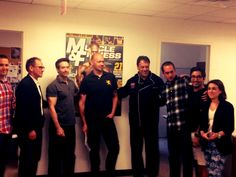 So much to share! Chef Anthony is having a great time with this fitness group. Men's Fitness Magazine Muscle & Fitness
