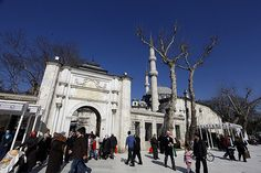 Istanbul, Eyup Sultan Mosque