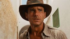 Raiders of the Lost Ark -- Indy searching for Marion on the streets of Cairo