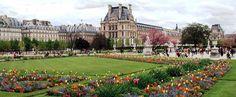 Jardin des Tuileries, Paris 1er.
