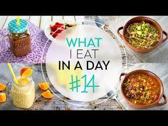 Cosa mangio in 1 giorno #14   What I eat in a day   Ricette FACILI, VELOCI, SANE, LIGHT & GOLOSE - YouTube