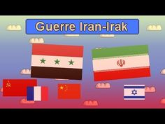 La guerre Iran-Irak de 1980 à 1988 - Résumé - YouTube Iran, Youtube, War, Youtubers, Youtube Movies