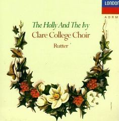 The Noble Stem of Jesse (also known as Lo How a Rose E'er Blooming) performed by the choir at Clare College, directed by John Rutter. Christmas Music, A Christmas Story, Christmas Carol, Valentines Day Holiday, Holiday Fun, John Rutter, Twelfth Night, Ancient Symbols