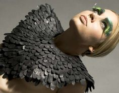 Feathers of Leather : jewelery-leather-accessories-alexandersen