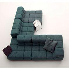 Patricia Urquiola - Tufty Time 2005 Tufty Time hoogte: 68 cm hoog zithoogte: 35 cm diepte sofa 106 cm diepte deep sofa 150 cm