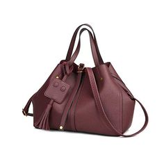 Large Handbag 2017 Women Bag Fashion PU Leather Woman Shoulder Bag Casual Tassel Tote Bags Sac A Main Femme Bolsa Feminina Couro Big Handbags Cute . Hobo Handbags, Cross Body Handbags, Fashion Handbags, Leather Handbags, Hobo Purses, Bucket Handbags, Ladies Handbags, Gucci Handbags, Sacs Design