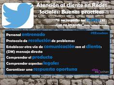 Twitter en la Atención al Cliente