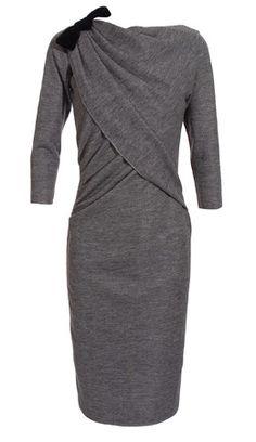 True wrap dress