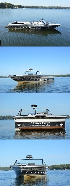 1985 Master Craft Stars & Stripes  - Exclusively on #priceabate #priceabateBoats! BUY IT NOW ONLY $8000