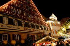Esslingen Christmas Market - In Photos
