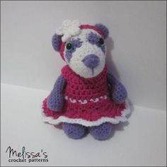 melisstrenado's Pattern Store on Craftsy | Support Inspiration. Buy Indie.