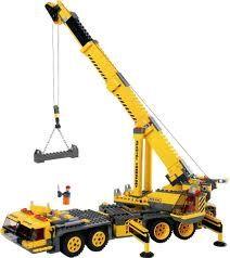 Steengoed Venlo. De Lego website van Nederland - shop. 7249 Grote kraan