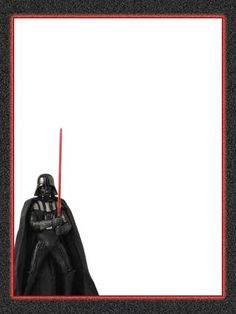 Journal Card - Star Wars - Darth Vader - 3x4 photo by pixiesprite