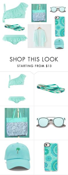 """""""Summer Outfit"""" by johanna-carolina on Polyvore featuring Monsoon, IPANEMA, Designs by Two Greek Sisters, ZeroUV, Forever 21 and Casetify"""