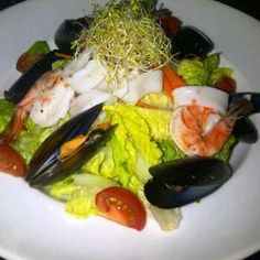 Seaman's Salad @Fish & Co.
