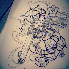Rose Tattoos, Leg Tattoos, Body Art Tattoos, Small Tattoos, Tattoos For Guys, Tattoo Design Drawings, Tattoo Sketches, Tattoo Designs, Gangsta Tattoos
