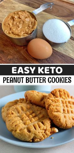 Quick Keto Dessert, Quick Easy Desserts, Healthy Dessert Recipes, Keto Snacks, Simple Cookie Recipes, Cookie Recipes Without Butter, Easy Low Carb Recipes, Keto Sweet Snacks, Keto Recipes