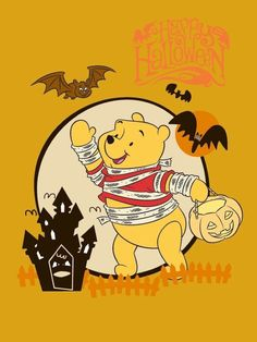 Winnie the Pooh Halloween Case for iPhone 6 Plus Tigger And Pooh, Cute Winnie The Pooh, Winnie The Pooh Quotes, Winnie The Pooh Friends, Pooh Bear, Eeyore, Winnie The Pooh Pictures, Cute Disney Pictures, Winnie The Pooh Halloween
