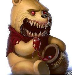 Artista zombifica 12 personajes de tu infancia - Taringa!