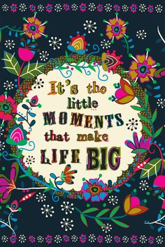 It's the little things! Luv them. surprise visits, phone calls, long text convos that's also funny, postcards or cards, letters, thoughtful things or gifts, small joys, inside jokes, fun, laughter, spontaneity, references, randomosity, sharing knowledge, creativity, songs, dances, dessert, treats, food, cute errands, animals, new trails/paths, new adventures, good convos, surprise events, sweet/cool/witty/smart offbeat type of people who differ from the norm & many little moments shared.