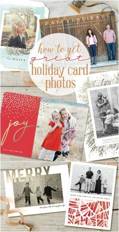 Are you always running around at the last minute trying to get the perfect picture for your Christmas cards? Try these 4 tips for getting a great holiday card photo. You're welcome! | + a @minted gift card giveaway!! | #sponsored