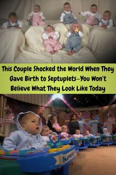 #Couple #Shocked #World #Birth #Septuplets #Believe #Like #Today Loreal Pro Glow, Popsicle Crafts, Geometric Nail Art, Gender Reveal Party Decorations, Lavender Dresses, Amazing Wedding Cakes, Edgy Hair, Nude Makeup, Rose Decor