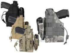 Rothco MOLLE Modular Ambidextrous HolsterLoading that magazine is a pain! Get your Magazine speedloader today! http://www.amazon.com/shops/raeind