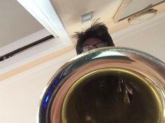 Astonished Soprano Sax