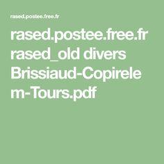 rased.postee.free.fr rased_old divers Brissiaud-Copirelem-Tours.pdf