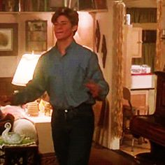Hot GIF dancing horror halloween set 1984 friday the 13th crispin glover the final chapter joseph zito
