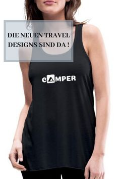 Unser Shop - Travel and Lifestyle T Shirt Designs, Camper, Athletic Tank Tops, Tank Man, Lifestyle, Mens Tops, Travel, Shopping, Women
