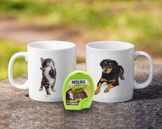 Possiamo preferire cani o gatti, ma mai abbandonarli. Anzi, perché non stampate i vostri dolci amici sulle vostre tazze per averli sempre vicino? Realizzarle è semplice: scattate, trovate una copisteria di fiducia e il gioco è fatto