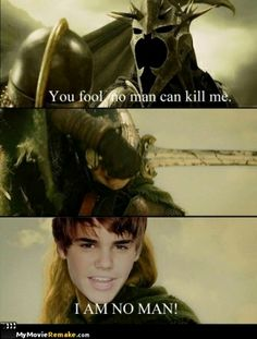 Justin Bieber Memes are now an integral part of memes album. If you want To address your friend in a girly or gay post that is where these memes come to help! Below are 18 Girly Justin Bieber Memes that will Make you Die Laughing. Do Enjoy! Justin Bieber Witze, Justin Bieber Pictures, I Am No Man, Brunch, I Love To Laugh, Lord Of The Rings, The Hobbit, The Fool, Laugh Out Loud
